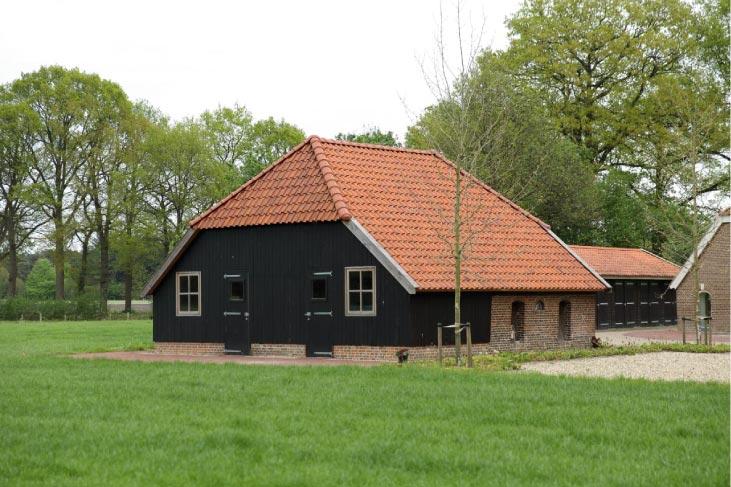 Houtbouw Garage Schuur : Nostalgische houten schuur houtsolutions
