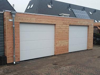 Zelf Garage Bouwen : Zelf houten garage bouwen u goedkope tuinhuisjes