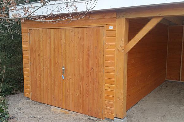 Houten garage met carport_600x400px_2