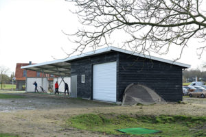 Hout-Staal Driving Range - Golfclub